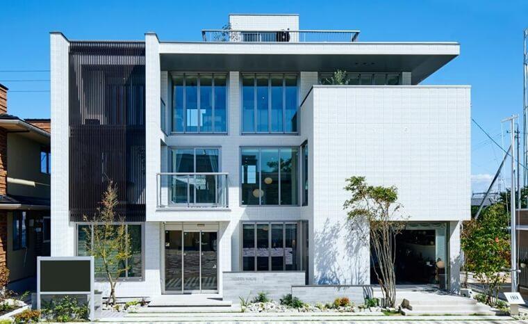 ヘーベルハウスは3階建て住宅も得意