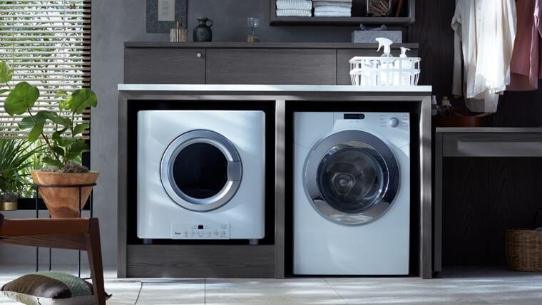 ガス衣類乾燥機の「乾太くん」
