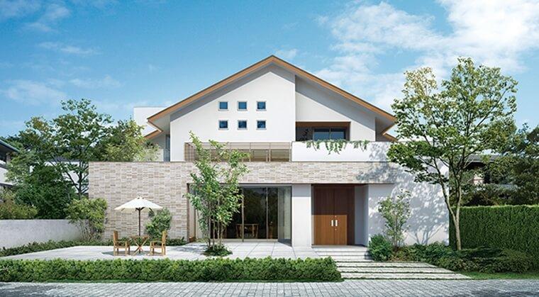 住友林業の規格型住宅「My Forest GS」