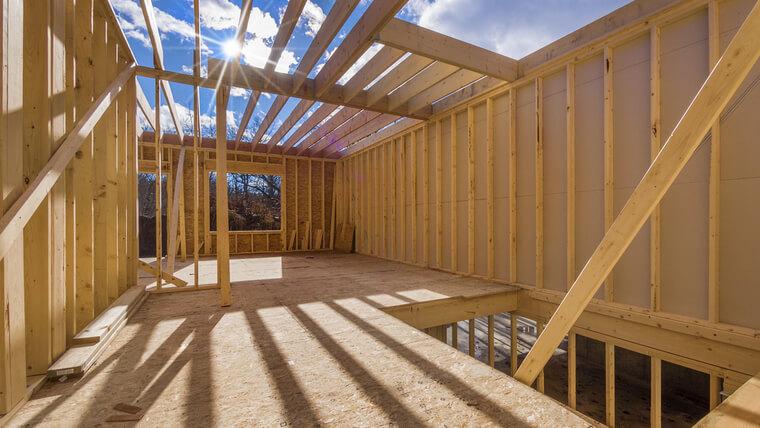 木造枠組工法