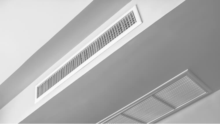 新築住宅の全館空調システム