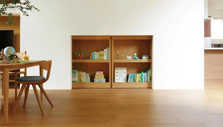 2階居室に設ける「蔵」