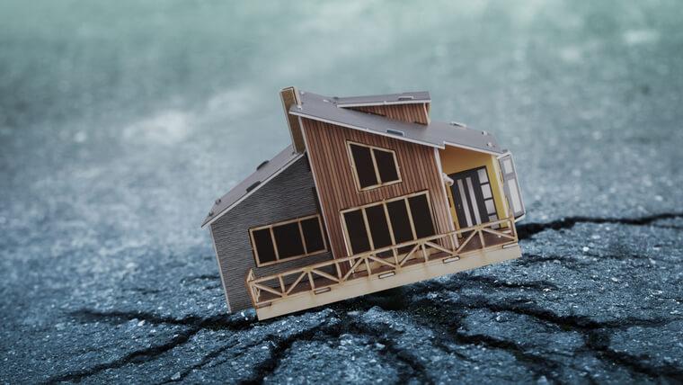 「過去の大震災でも倒壊しなかった」という実績