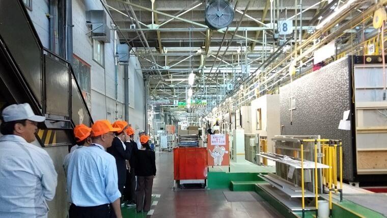 安心の工場品質