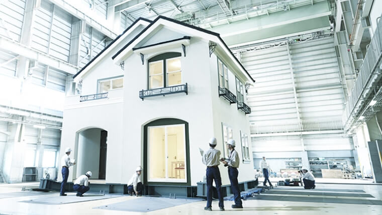 三井ホームの木造住宅は地震に強い