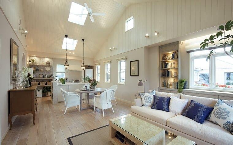 洋風デザインは三井ホームの十八番