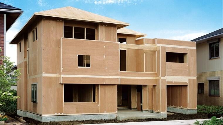 ミサワホームの木質パネル工法