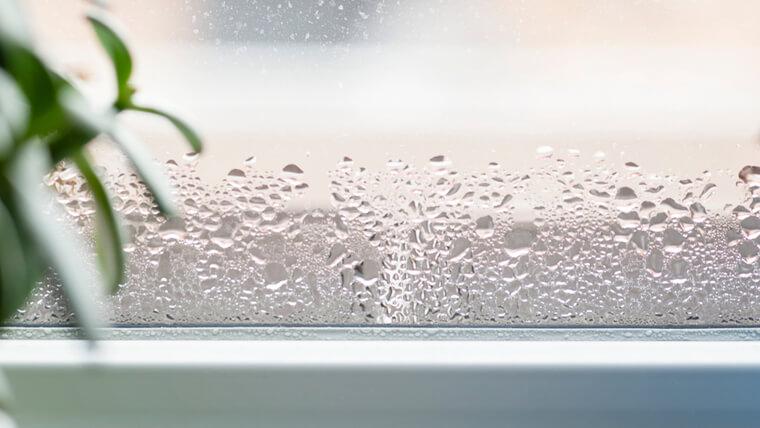 窓|熱を1番伝えやすいところ