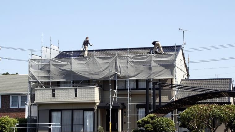 屋根はメンテナンスが必要なパーツ