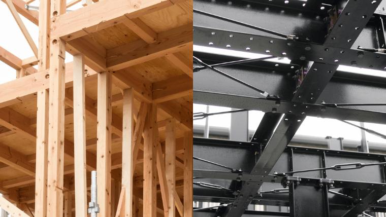 木造と鉄骨、3階建てならどっちがおすすめ?